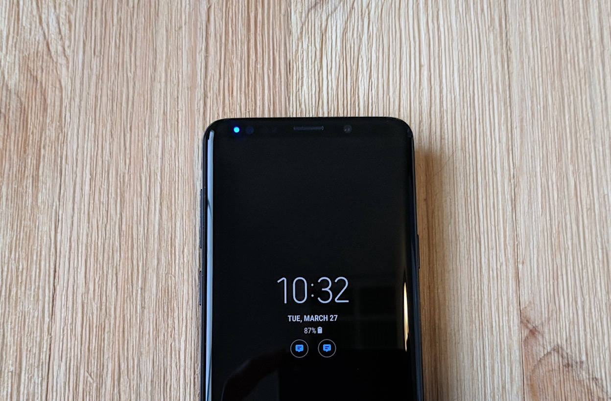 How to Turn Off the Galaxy S9 Notification Light