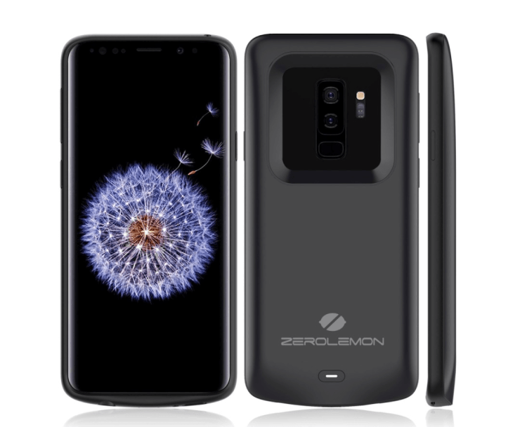 Zero Lemon 5,200 mAh S9+ Case ($40)