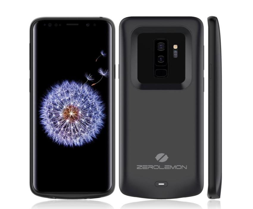 Zero Lemon 5,200 mAh S9+ Case ($40)