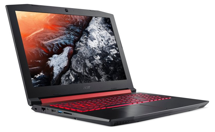 The Acer Nitro 5 comes with upgraded processors for 2018.
