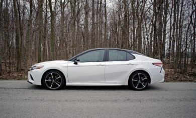 2018 Toyota Camry Review - 12