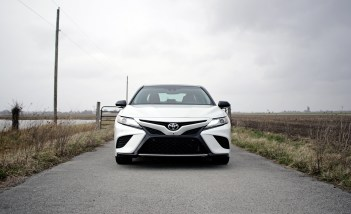 2018 Toyota Camry Review - 9