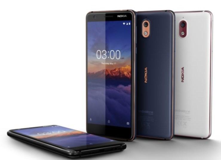 Nokia 3.1 (2018)