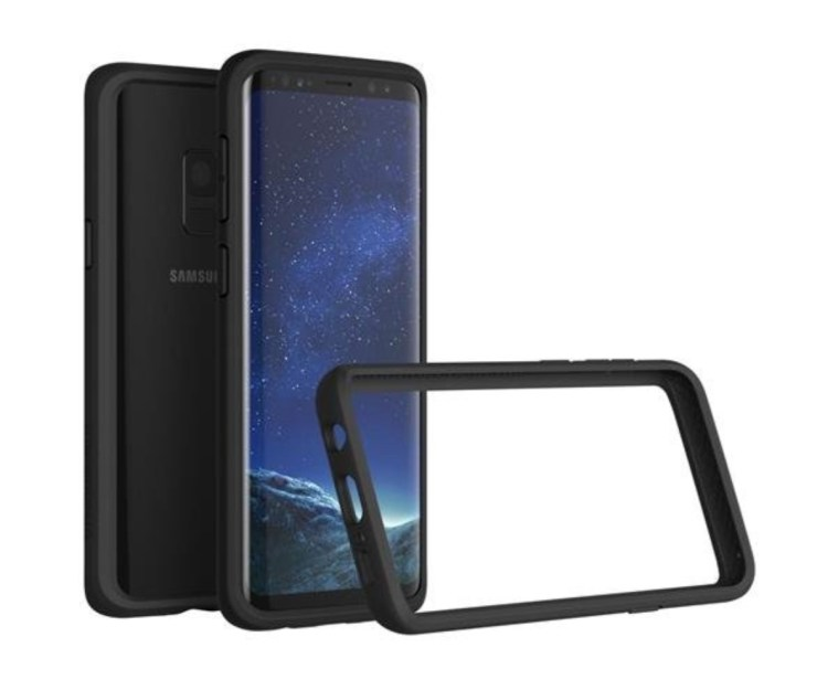 RhinoShield CrashGuard Bumper Case ($25)