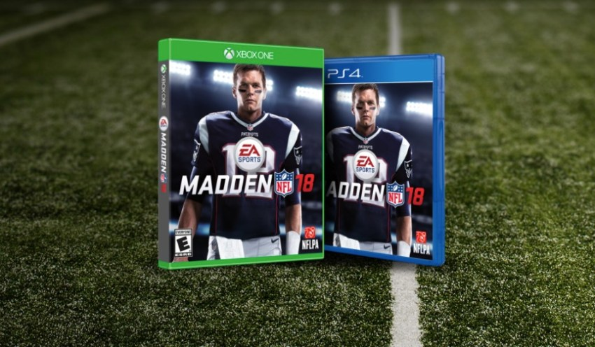 Buy Madden 18 To Play Now