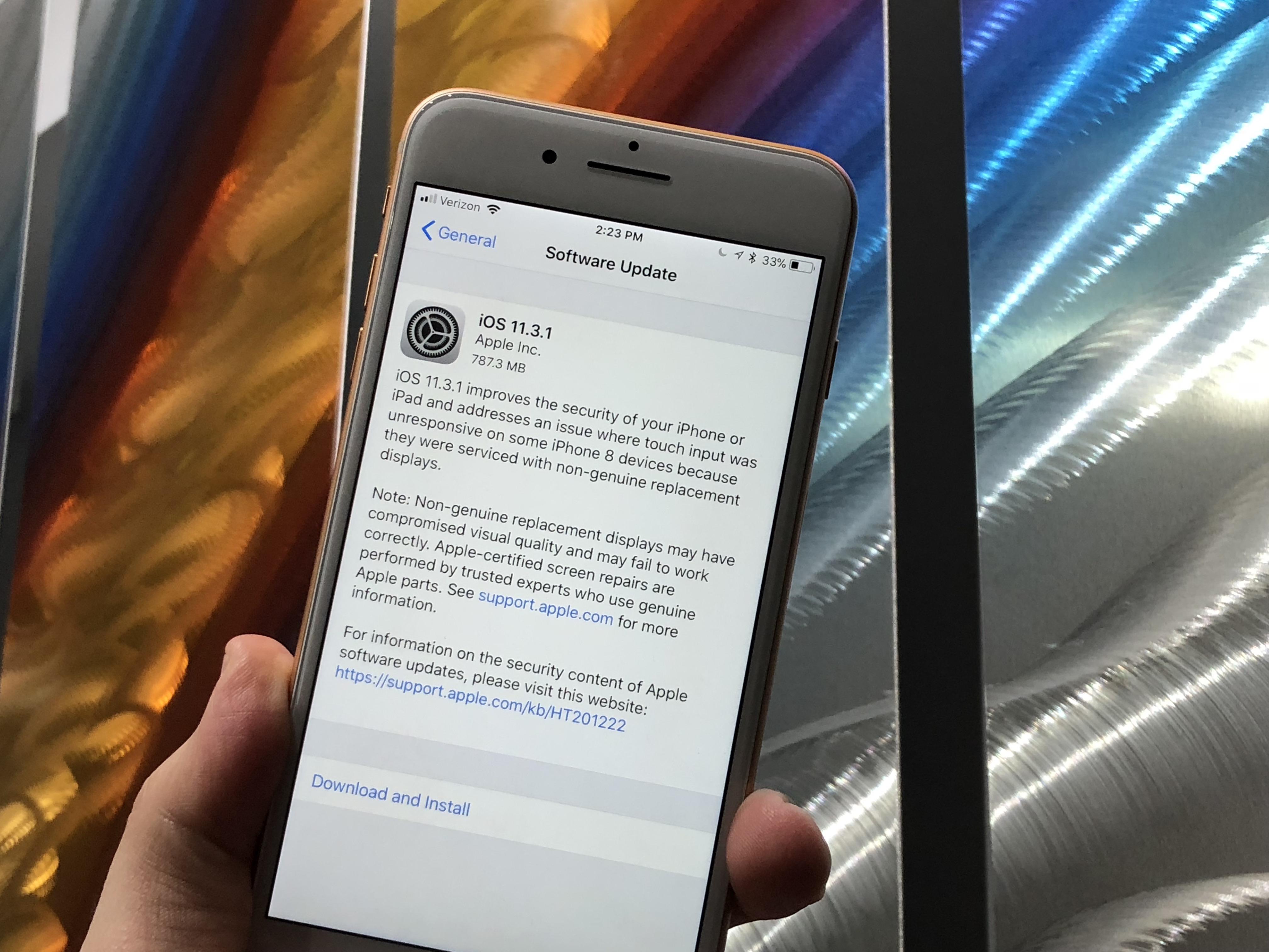 7 Reasons We Need an iOS 11 3 2 Update