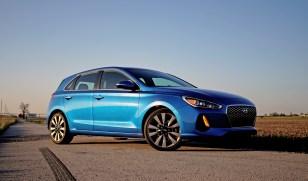 2018 Hyundai Elantra GT Sport Review - 8