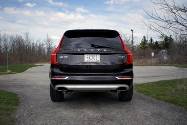 2018 Volvo XC90 Review T6 Inscription - 17
