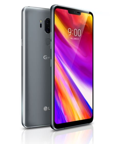 LG G7 vs Galaxy S9+: Display