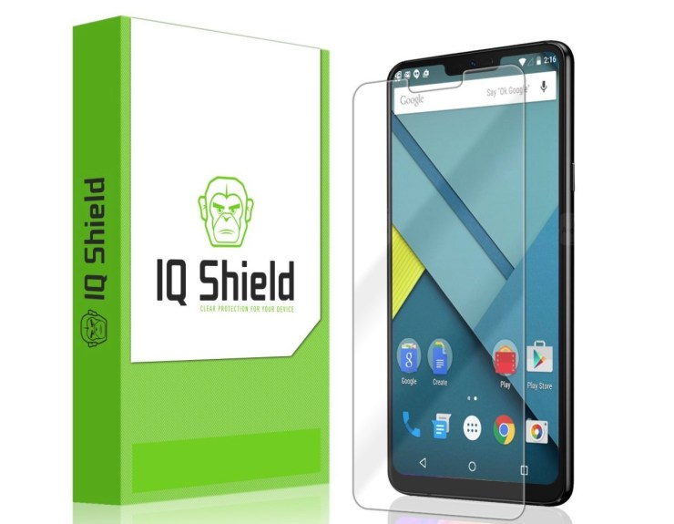IQShield LiquidSkin Screen Protection