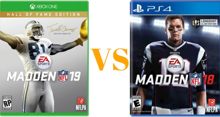madden 19 gold edition ps4