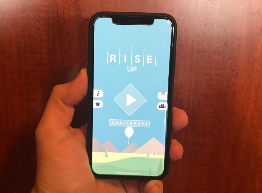What you need to know about the Rise Up app.