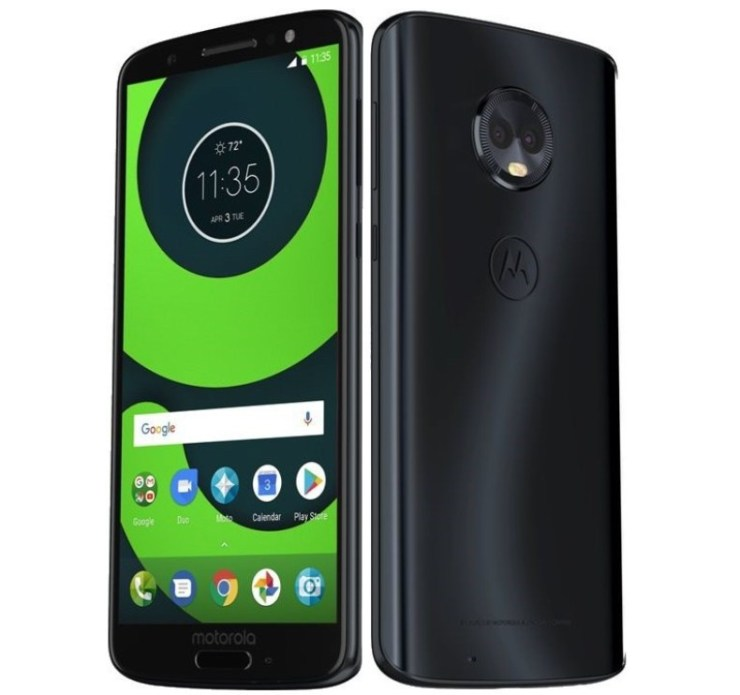 Moto G6 vs Moto G5 Plus: Display