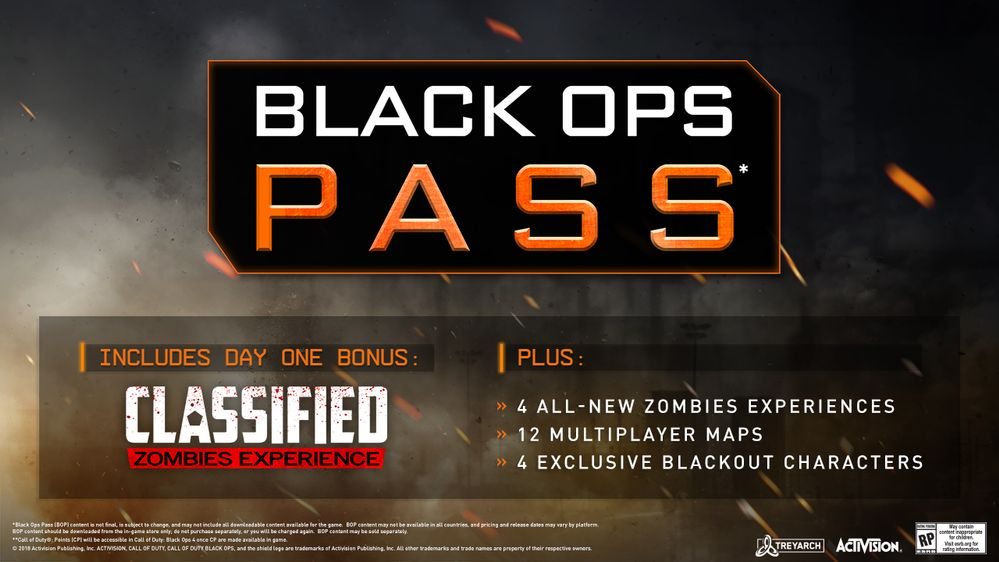Call of Duty fans aren't happy about Black Ops 4's season pass