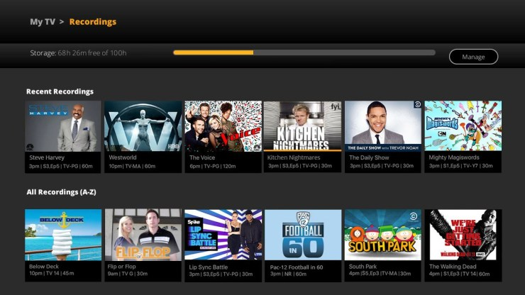 How to fix Sling TV Cloud DVR problems.
