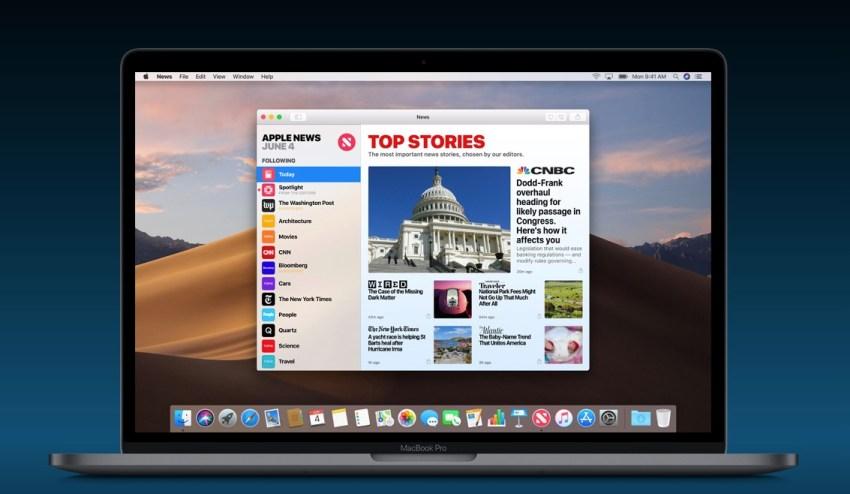 Read Apple News