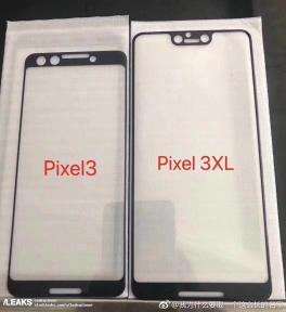 Pixel-3-screenprotectorleak