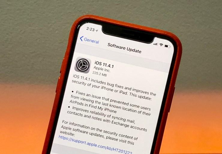 iPhone X iOS 11.4.1 Impressions