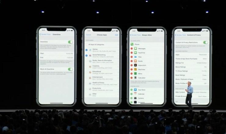 iOS 12 ScreenTime & New Parental Controls