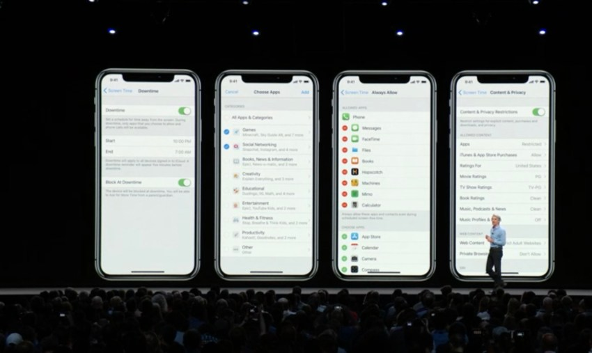 iOS 12 ScreenTime & New Parental Controls