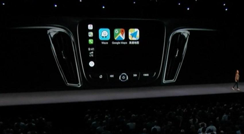 Apple CarPlay Gains Third Party Maps