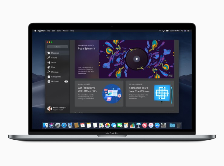Install if You're Testing macOS Mojave for Work