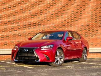 2018 Lexus GS 350 Review - 14