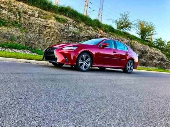 2018 Lexus GS 350 Review - 15