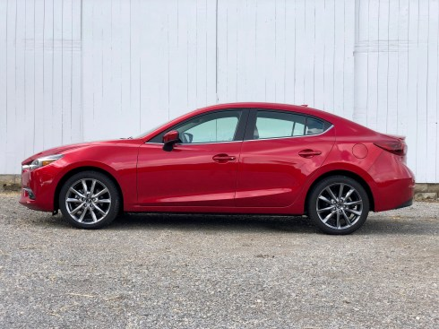 2018 Mazda 3 Review - Mazda3 Sedan - 16