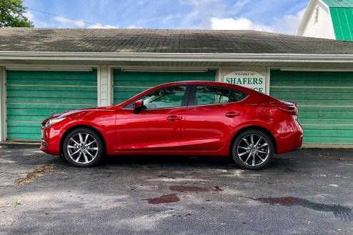2018 Mazda 3 Review - Mazda3 Sedan - 18