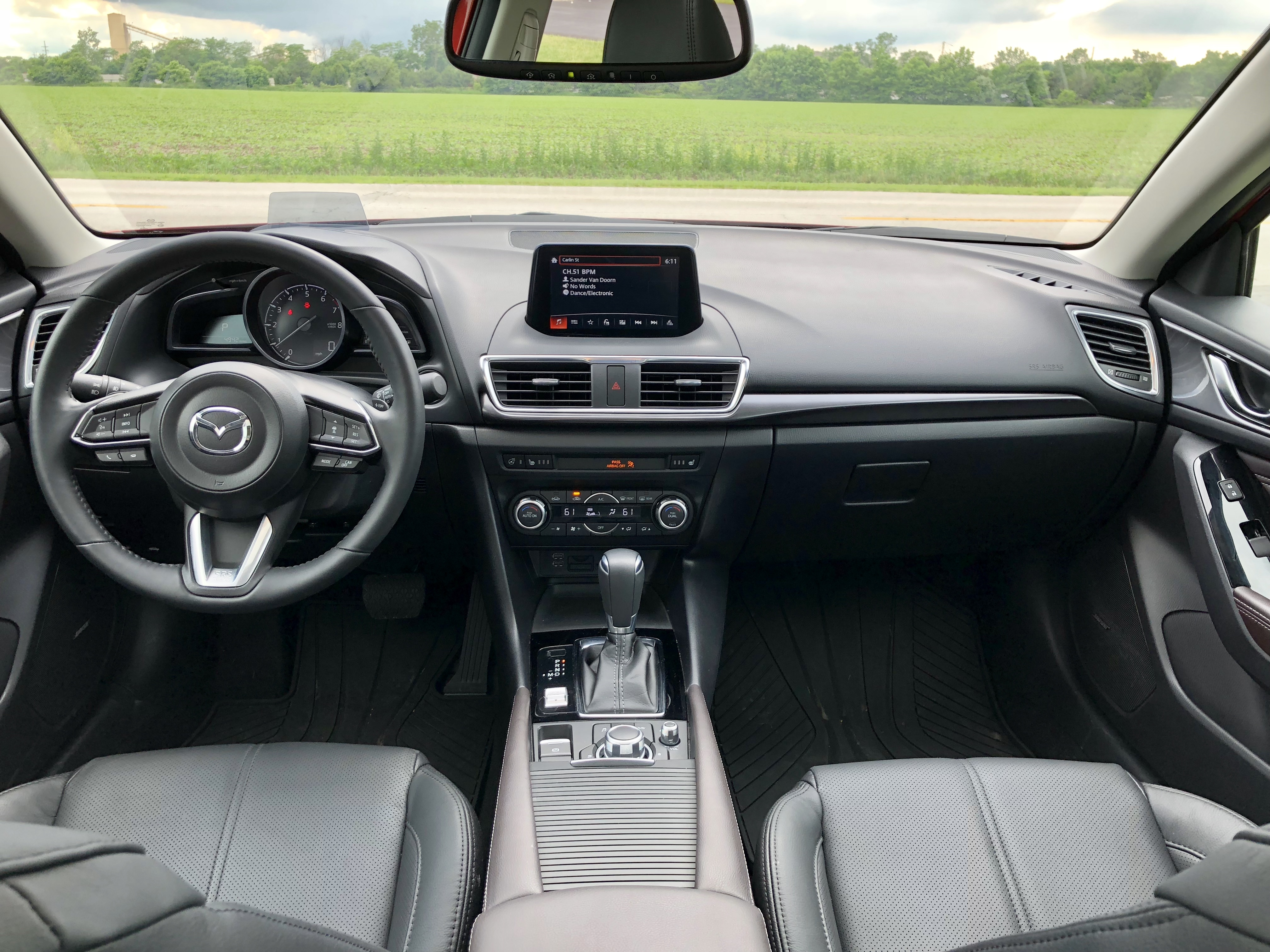 2018 Mazda 3 Review Rh Gottabemobile Com 2016 Mazda 6 Manual Transmission Review  2006 Mazda 6