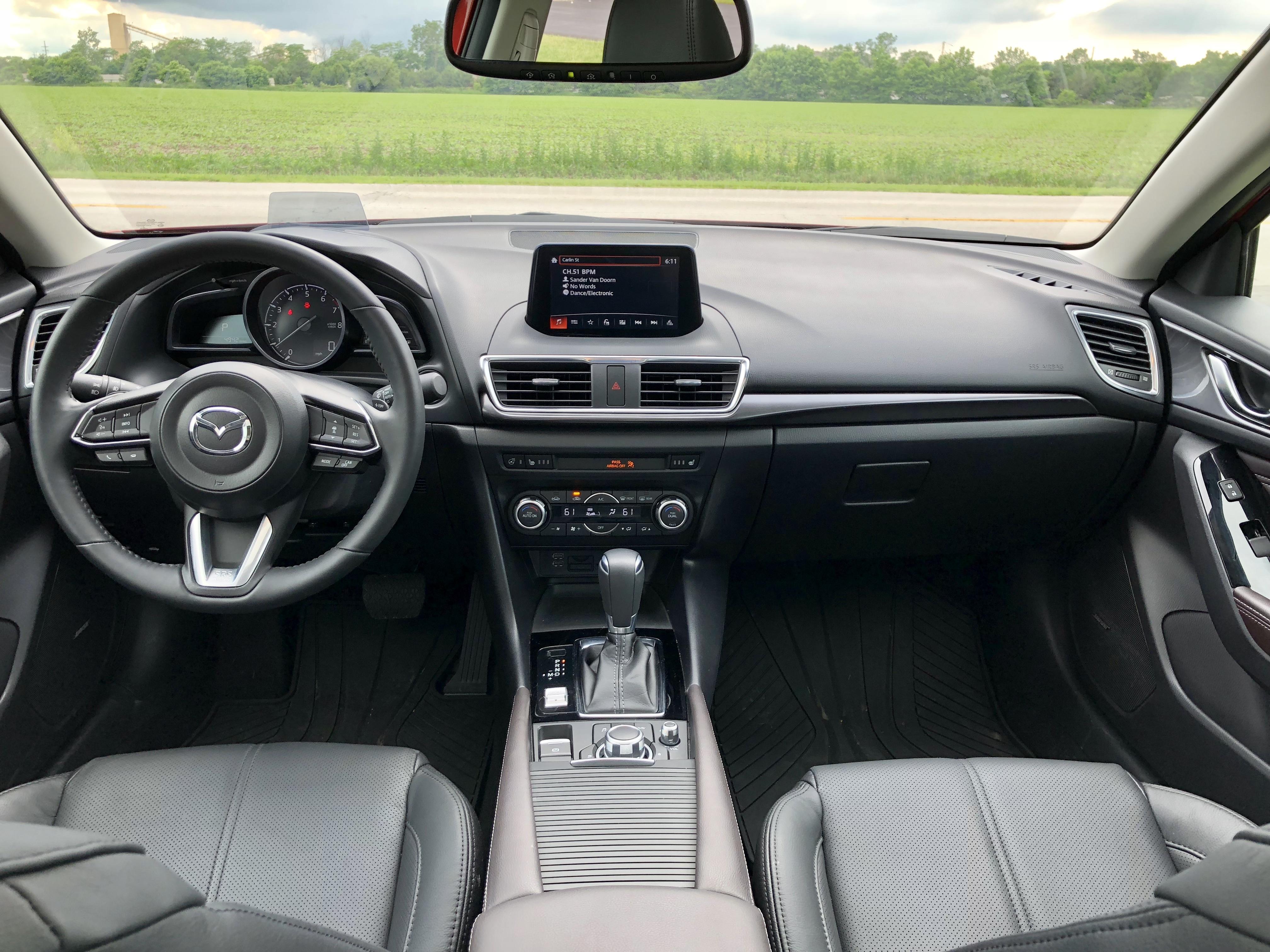 2018 Mazda 3 Review Rh Gottabemobile Com 2016 Mazda 6 Manual Transmission Review  2006 Mazda 6