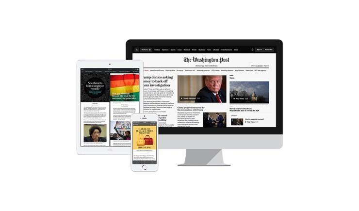 For Amazon Prime Books & Washington Post