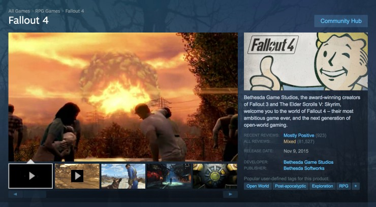 Wait If You're Concerned About Steam