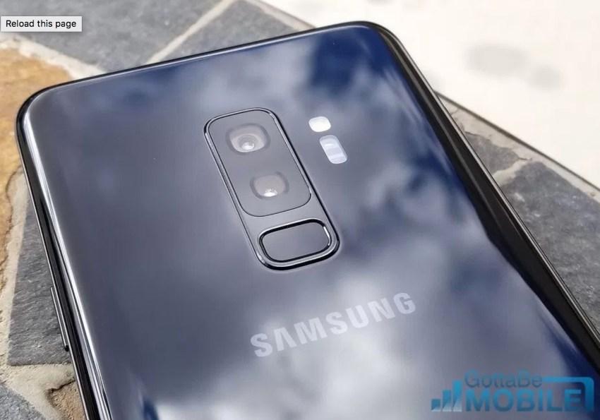 Galaxy Note 9 vs Galaxy S9+: Cameras