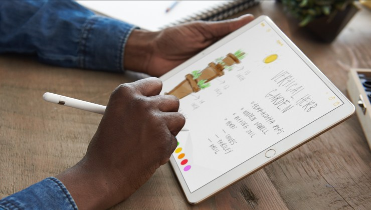 Take Notes with the Apple Pencil