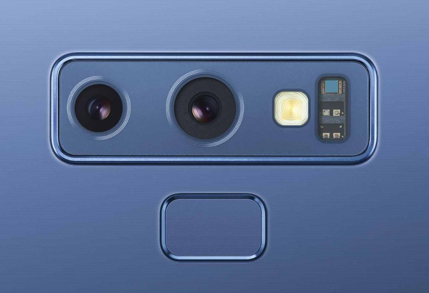 Galaxy Note 5 vs Galaxy Note 9: Camera