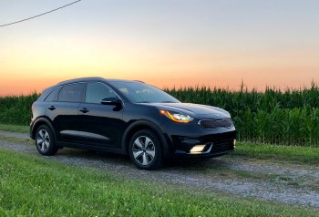 2018 Kia Niro PHEV Review - 5