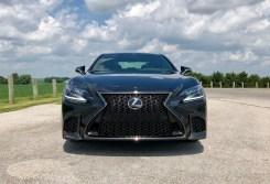 2018 Lexus LS 500 F Sport Review - 15