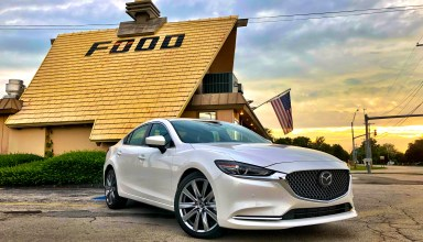 The 2018 Mazda 6 is an excellent sporty mid-size sedan.