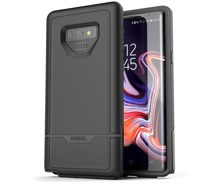 Encased Heavy-Duty Rebel Case