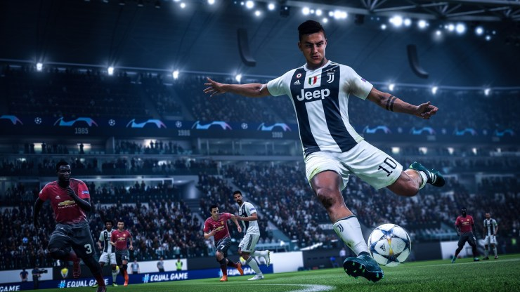 You may get a FUT bonus if you play the FIFA 19 trial.
