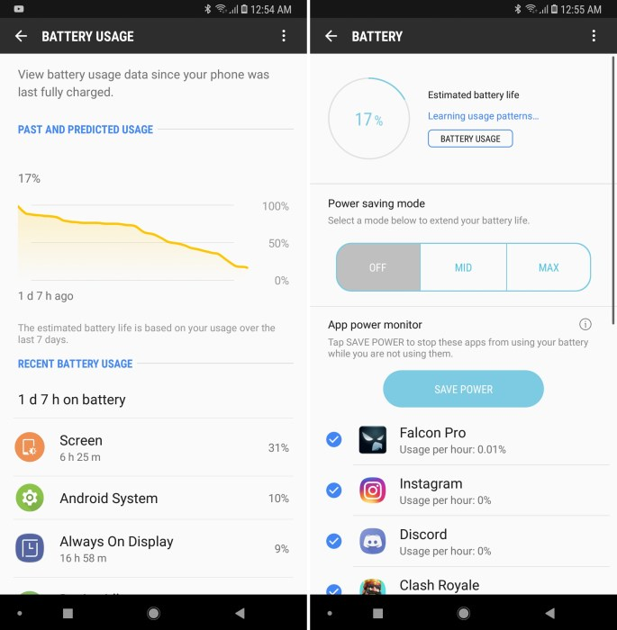 How to Fix Bad Galaxy Note 9 Battery Life