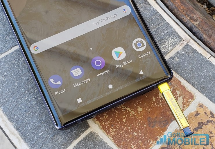How to Change the Galaxy Note 9 Text Message App