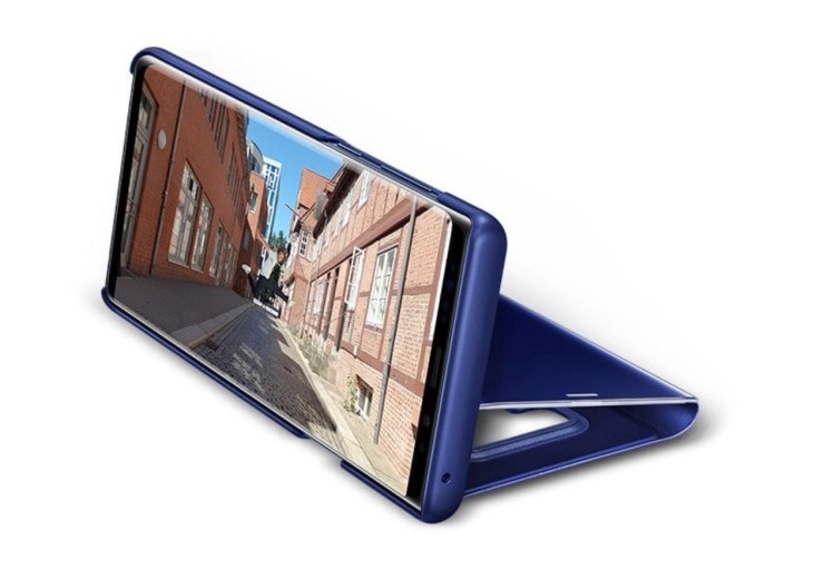 Galaxy Note 9 S-View Flip Kickstand Cover