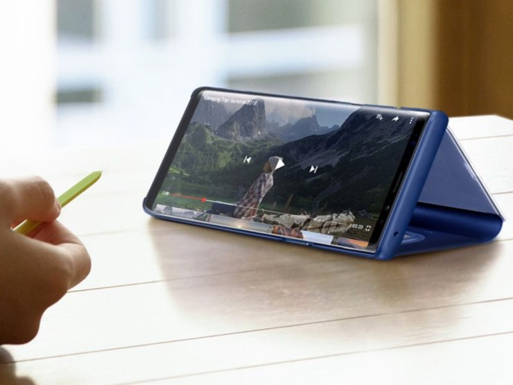 A Powerful New S-Pen with Bluetooth