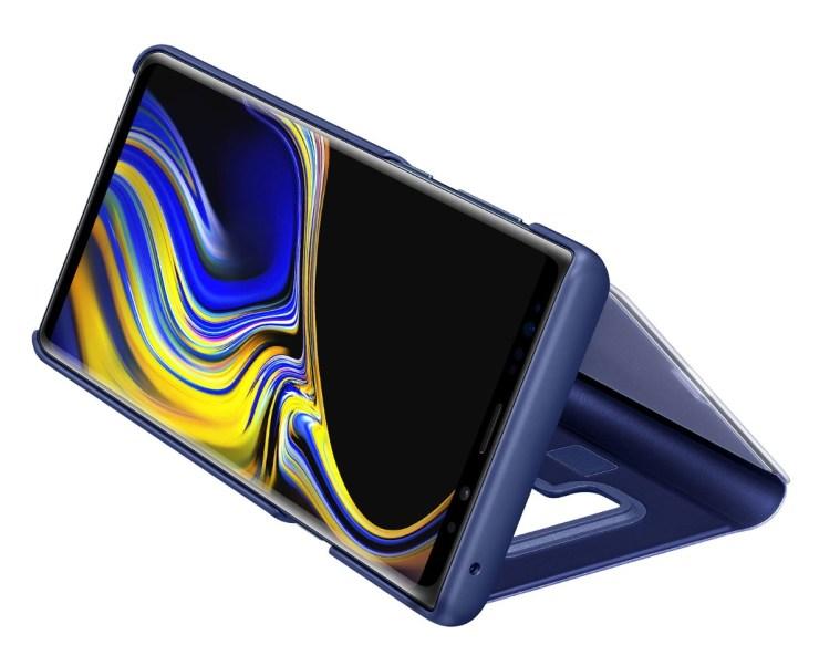 Samsung S-View Kickstand Case