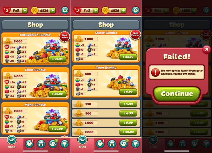 What you need to know about Toon Blast in-app purchases.