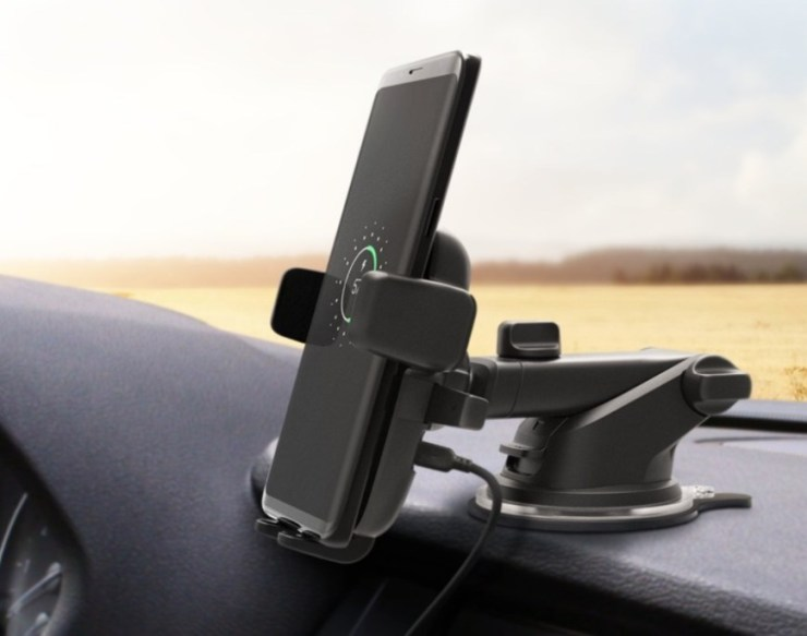 iOttie Fast Wireless Car Charging Mount