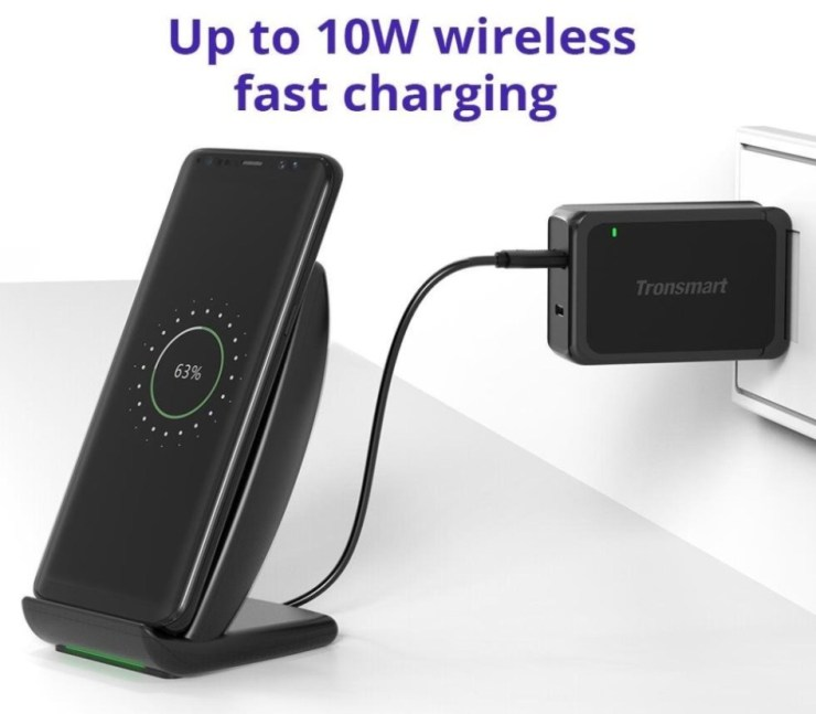 Tronsmart Dual Wireless Charger